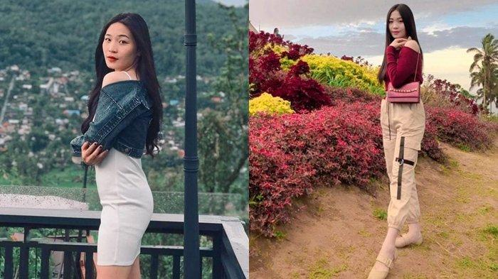 Mahasiswi Cantik Asal Tondano Isabella Lensun Ajak Masyarakat Jaga Destinasi Wisata