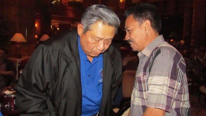 AHY Masuk 4 Besar Survei Calon Presiden, Ishak Sugeha : Itu Wajar