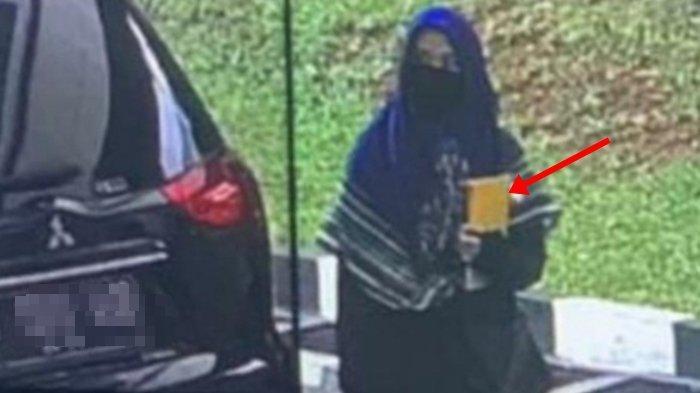 Fakta Zakiah Aini, Isi Map Kuning yang Dibawanya saat Serang Mabes Polri Diungkap Kapolri