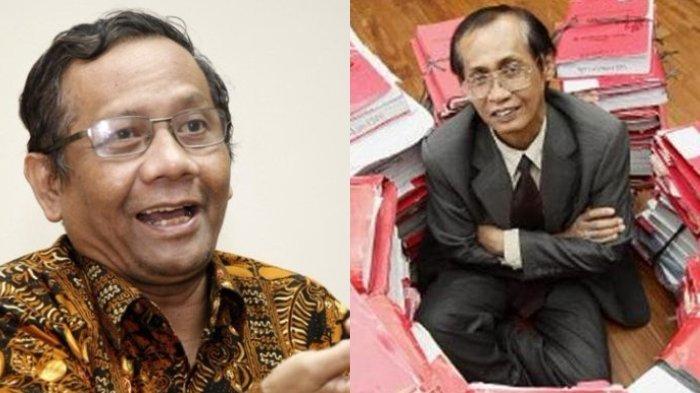 Tolak PK Ahok Artidjo Alkostar Disebut Pengurus FPI, Mahfud MD Ungkap Sosoknya Waktu Masih Advokat!