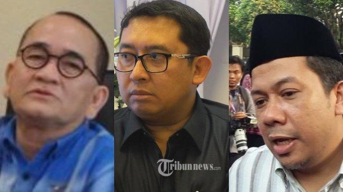 Ruhut Ungkap Alasan Jokowi Undang Fadli Zon dan Fahri Hamzah: Ajak Kembali ke Jalan yang Benar