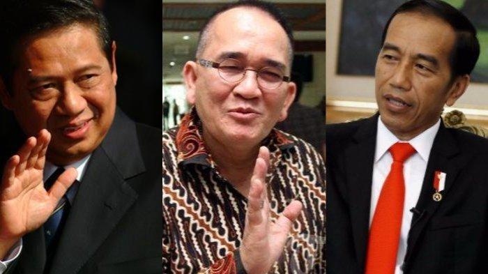 Jokowi Ucapkan Terimakasih untuk SBY, Tanggapan Ruhut Sitompul Jadi Sorotan