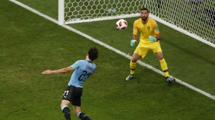 Pelatih Uruguay Rahasiakan Kondisi Cavani