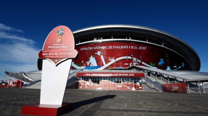 Keramat di Kazan Arena, Tiga Mantan Juara Piala Dunia Pulang Kampung