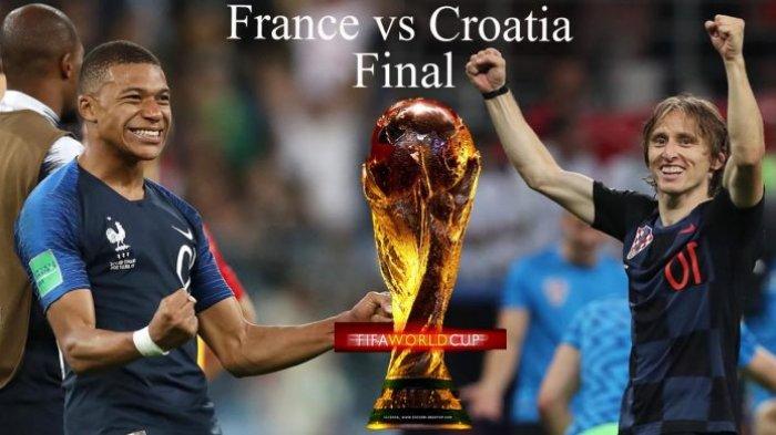 Prediksi Skor dan Head To Head Prancis Vs Kroasia: Ujian Mental Pemain Muda Les Blues