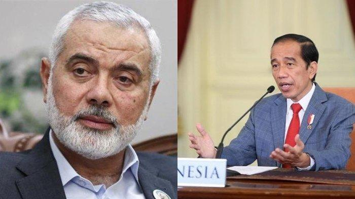 Tanggapan Istana Soal Surat Pemimpin Hamas ke Presiden Republik Indonesia