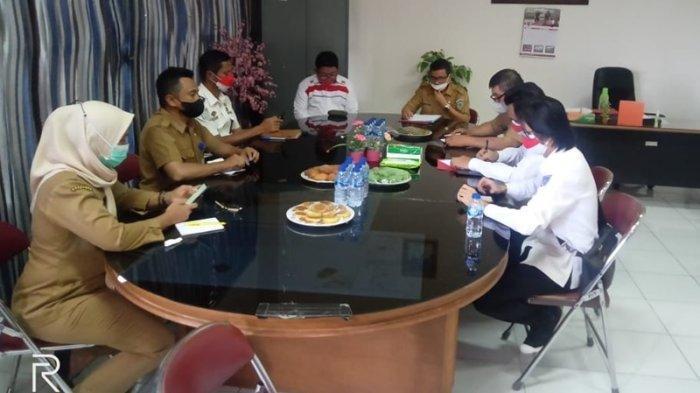 Pemkab Bolmong dan BP2MI Manado Bahas MoU Pengiriman Tenaga Kerja ke Luar Negeri