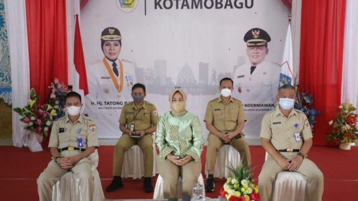 Raih WTP 5 Kali, Pemkot Kotamobagu Terima Penghargaan dari Kementerian Keuangan