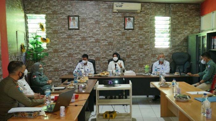 Wali Kota Kotamobagu Minta Damkar dan Satpol PP Ciptakan Ketertiban Ditengah Masyarakat
