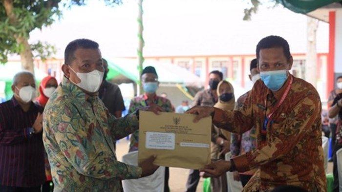 Daftar Peserta Tes SKD CPNS Bolmut yang Peroleh Nilai Tertinggi