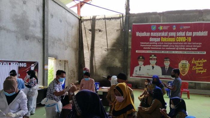 Hari Ini, Sudah 1053 ASN di Bolmong Ikut Rapid Test Antigen Massal