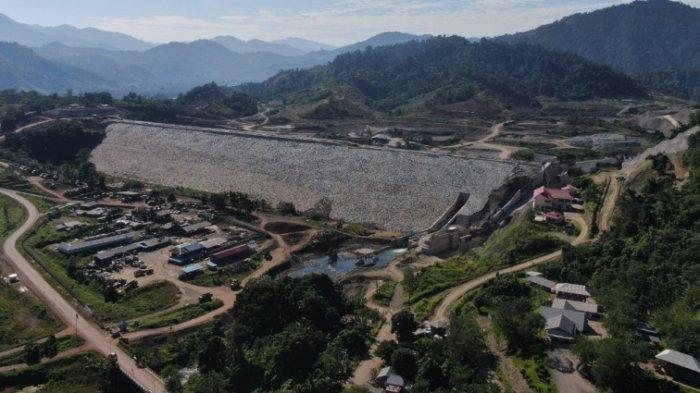 Gunakan Alat Pendeteksi Tanah Longsor, PT PP Jamin Kualitas Bendungan Lolak Bolmong