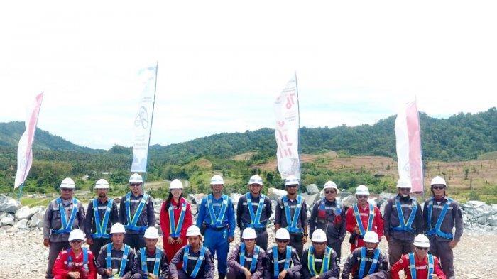 Karyawan PT PP Bolmong Wajib Dapat Persetujuan Satgas Covid-19 Jika Tinggalkan Site Proyek
