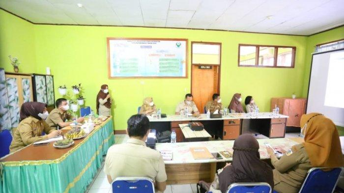 Seriusi Vaksinasi Anak, Walikota Kotamobagu Minta Tiga Dinas Kolaborasi Lakukan Pendataan
