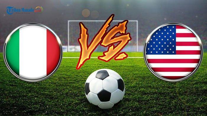 Info Live Streaming dan Prediksi Italia vs Amerika Serikat 21 November 2018