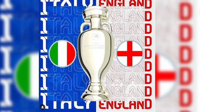 Duel Inggris Vs Italia, Strategi Pelatih Jadi Kunci
