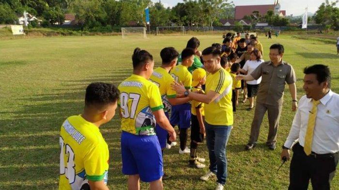 Rebut Piala Ketua KONI Minsel, JAK Gelar Halleluyah Cup