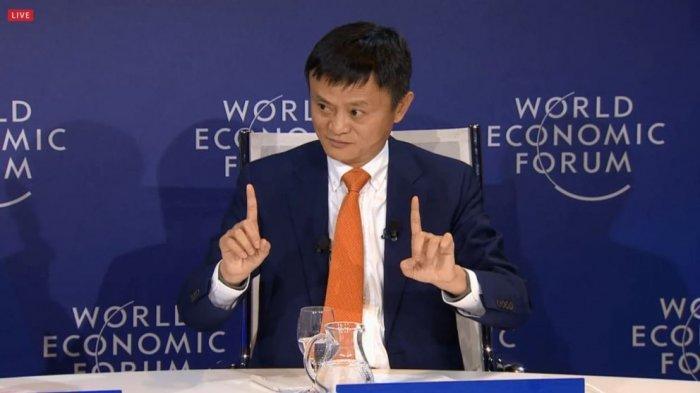 Sosok Jack Ma Seorang Miliarder di Asia yang Kini Menghilang Setelah Kritik Partai Komunis China
