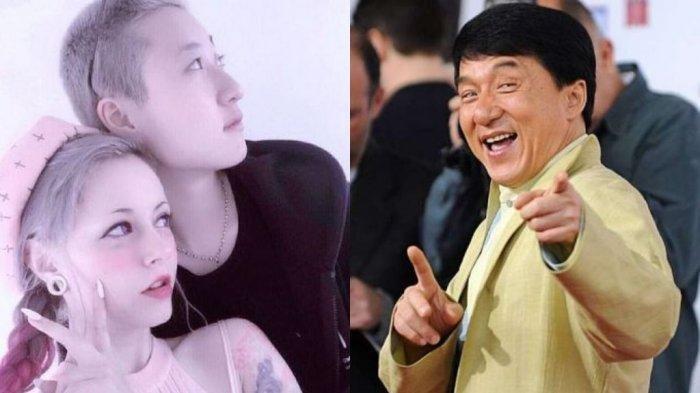 Putri Jackie Chan Menikahi Sesama Jenis