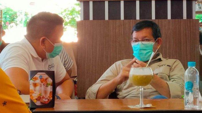 Maju Bakal Calon Wawali, Jackson Kumaat Ditugaskan DPP Hanura Cari Koalisi di Pilwako Manado 2020