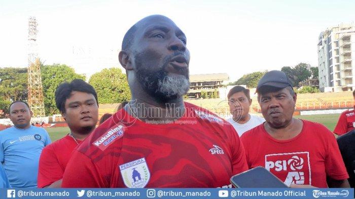 Jackson Tiago Sebut Warga Sulut Semangat Baru Tim Persipura Jayapura