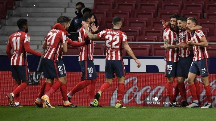 Jadwal Liga Spanyol Jornada 18, Atletico Madrid Vs Athletic Bilbao, Real Madrid Vs Osasuna