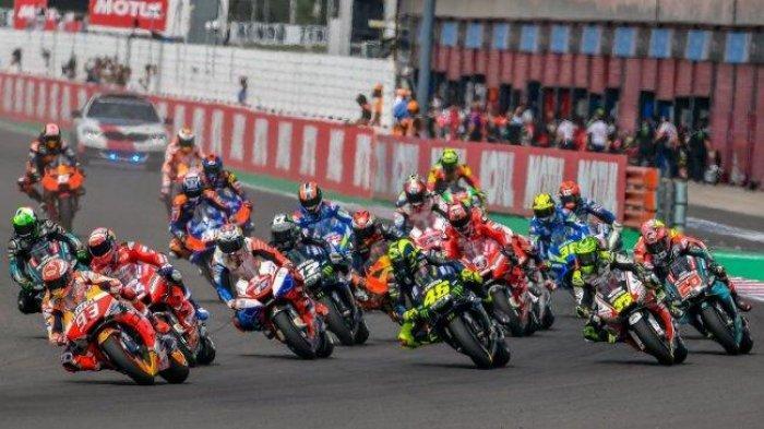 Berikut Daftar 10 Pembalap GP500/MotoGP dengan Kemenangan Terbanyak