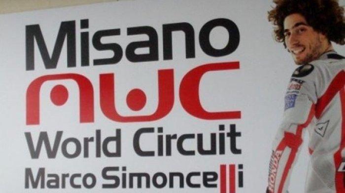 Jadwal MotoGP San Marino Sirkuit San Misano Marco Simoncelli, Minggu (13/09/20).