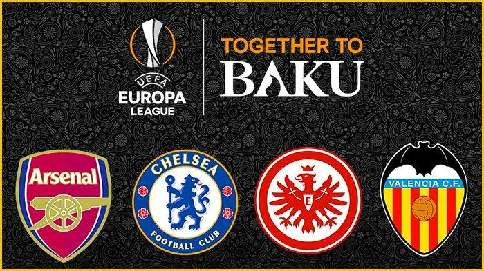 Live di RCTI, Ini Jadwal Lengkap Liga Europa Malam Ini - Frankfurt vs Chelsea & Arsenal vs Valencia