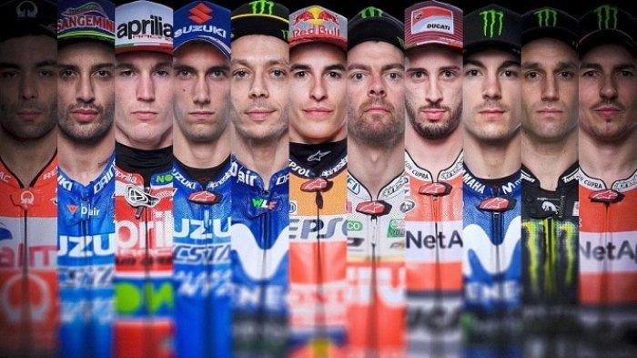 Klasemen dan Jadwal MotoGP Belanda 2019 Live di Trans7, Marquez di Puncak Klasemen, Rossi Posisi 5
