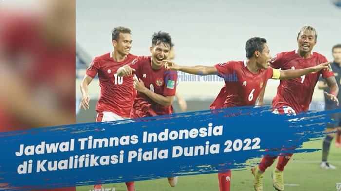 Indonesia VS Uni Emirat Arab, Berikut Prediksi Laga Penutup Grup G Kualifikasi Piala Dunia 2022