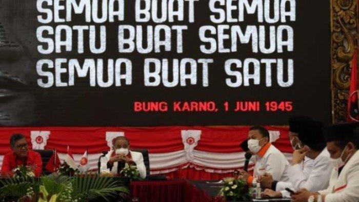 PKS dan PDIP Sepakat Kerja Sama, Sekjen PKS : Kami Sangat Kagumi Kepemimpinan Bung Karno