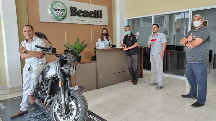 Benelli Gelar Promo Spesial di Sulut, DP Tak Sampai Rp 5 Juta