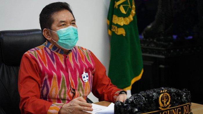 Jaksa Agung Beri Arahan Pelaksanaan PPKM, Minta Jajarannya Berperan Aktif