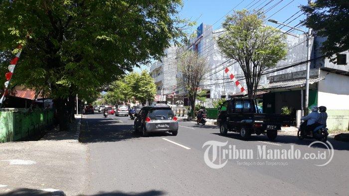 TRAFFIC UPDATE: Situasi Lalu Lintas Jalan Ahmad Yani Masih Lancar