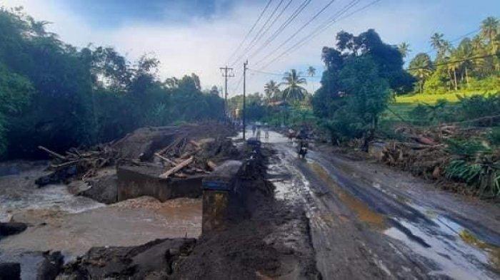 Gerak Cepat, Akses Jalan Nasional di Minahasa Tenggara Dibuka