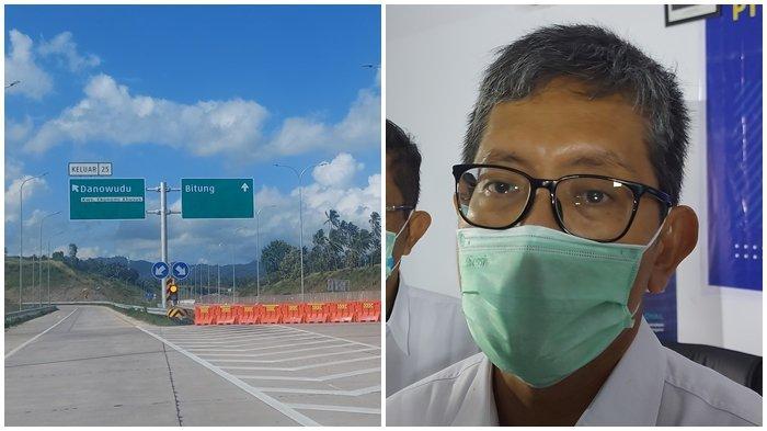 Upaya Pihak Jalan Tol Atasi Sapi disekitar Area Tol Manado-Bitung