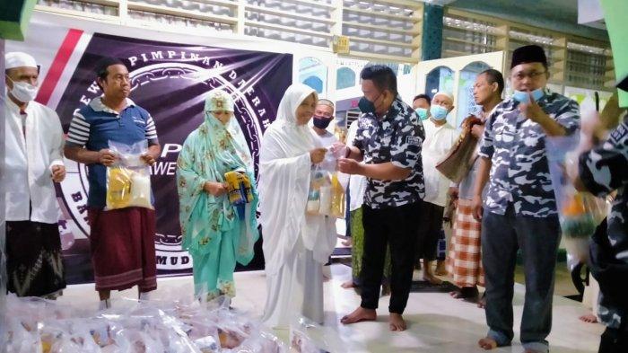 Jalankan Instruksi Fahd A Rafiq, Bapera Sulut Berbagi Berkah Ramadan