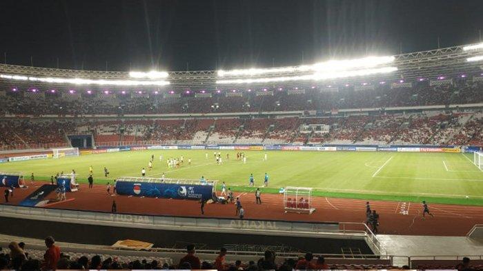 Stadion Utama Gelora Bung Karno Masuk Nominasi Stadion Termegah di Asia Tenggara Versi AFC