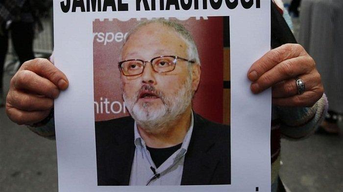 Ternyata Usai Disiram Cairan Asam, Jenazah Jamal Khashoggi Jadi Cairan Lalu Dibuang ke Selokan