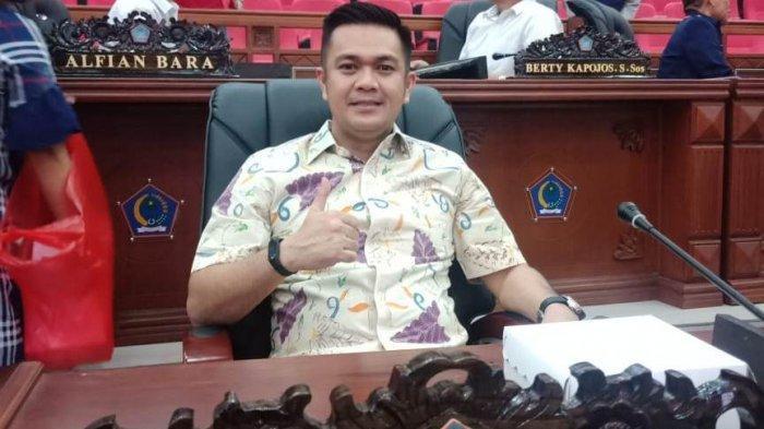 James Arthur Kojongian Belum Tentu Dipecat Partai Golkar dari Anggota DPRD Sulut