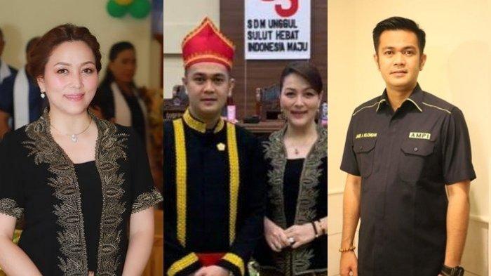 Terbukti Selingkuh, JAK Suami Michaela Paruntu Direkomendasikan Dipecat Sebagai Anggota DPRD Sulut