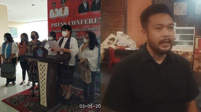 23 Organisasi Perempuan Sulut Desak James Kojongian 'Angkat Kaki' Dari Gedung Rakyat, Ini Kata JAK