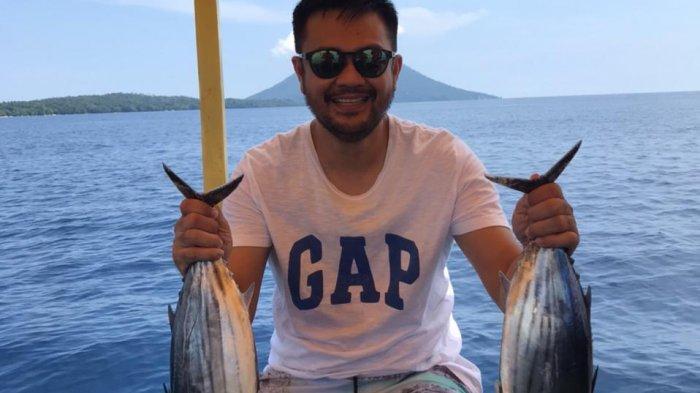 James Arthur Kojongian Mengaku Jadi Nelayan
