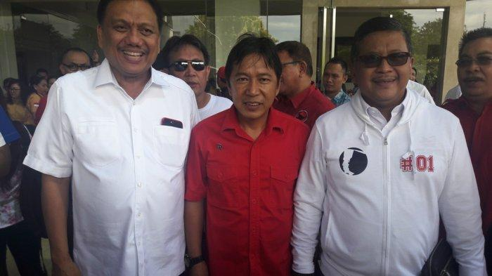 Hasto Kristiyanto Optimistis Jokowi-Ma'ruf Bakal Unggul di Lamongan dan Pantura