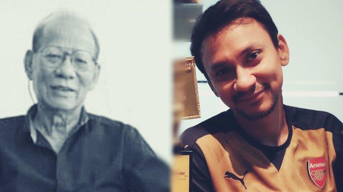 Jan Rompies, Ayah Vincent Rompies Meninggal Dunia, Ternyata Aktor Pemain Film Naga Bonar