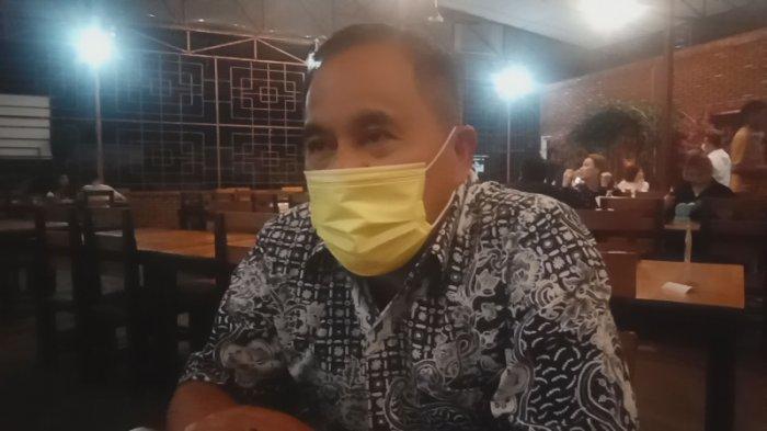Anak Hilang Partai Golkar Telah Kembali, Jantje Wowiling Sajow Tersenyum Ditanya Pilkada Minahasa