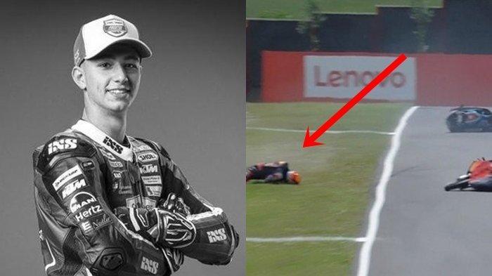 SOSOK Jason Dupasquier, Pembalap Muda Moto3 yang Meninggal Akibat Kecelakaan di Sirkuit Mugello