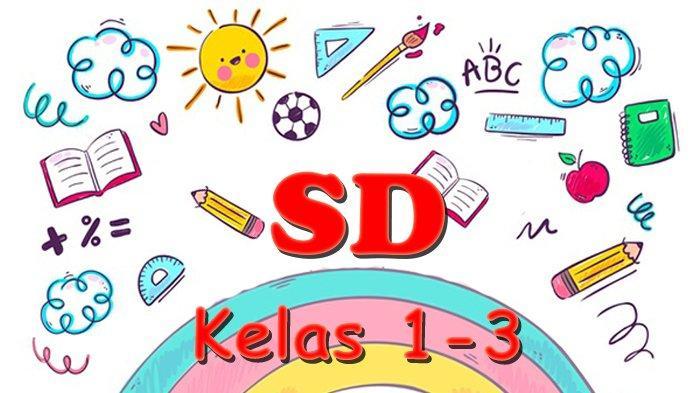 Jawaban Soal Tvri Untuk Sd Kelas 1 3 Rabu 12 Agustus 2020 Belajar Dari Rumah Tribun Manado