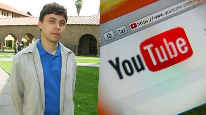 YouTube Down Pagi tadi, Ini Video Pertama yang Diunggah Sang Pendirinya